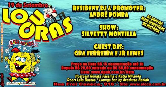 Festa Locuras agita a noite de quinta-feira nA Loca com convidados Eventos BaresSP 570x300 imagem