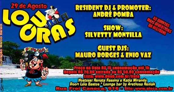 Festa Loucuras agita noite de quinta-feira nA Lôca com convidados Eventos BaresSP 570x300 imagem
