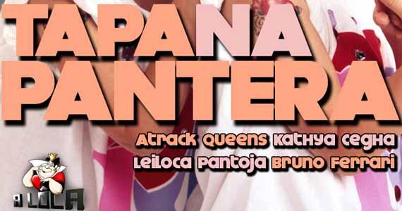 Tapa na Pantera agita terça-feira nA Lôca com DJs convidados Eventos BaresSP 570x300 imagem