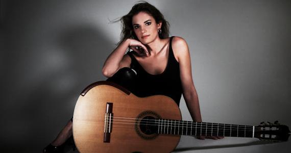 Violonista Ana Vidovic se apresenta no Sesc Vila Mariana na sexta-feira Eventos BaresSP 570x300 imagem
