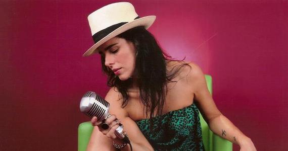 Andrea Rodequero e banda Rosa Blue toca no Bar Brahma Aeroclube no sábado Eventos BaresSP 570x300 imagem
