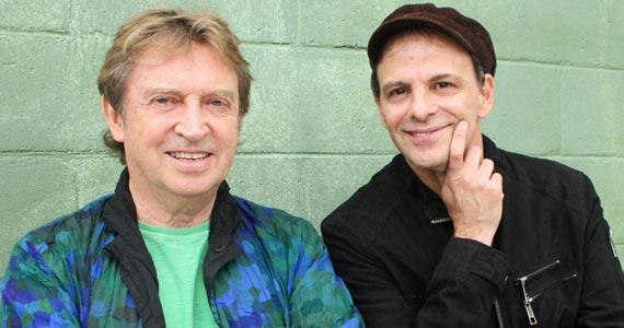 Andy Summers e Rodrigo Santos se apresentam em show exclusivo no Bourbon Street Music Club Eventos BaresSP 570x300 imagem