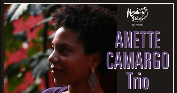 Anette Camargo faz sua estréia no bar Madeleine da Vila Madalena Eventos BaresSP 570x300 imagem