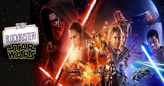 Anexo B realiza Festa Blockbuster Edição Star Wars : O Despertar da força Eventos BaresSP 570x300 imagem