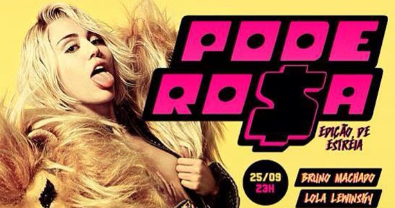 Anexo B embala a noite com a edição da Festa Podero$a Eventos BaresSP 570x300 imagem