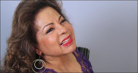 Sesc Belenzinho recebe o show da cantora Angela Maria Eventos BaresSP 570x300 imagem
