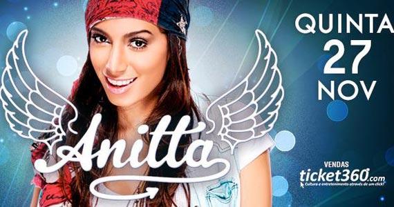 Anitta se apresenta com seus maiores sucessos no palco da Brook s SP Eventos BaresSP 570x300 imagem