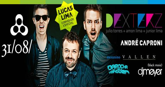 Anzu Club recebe grupo Dexterz e Lucas Lima para animar a noite de sábado Eventos BaresSP 570x300 imagem