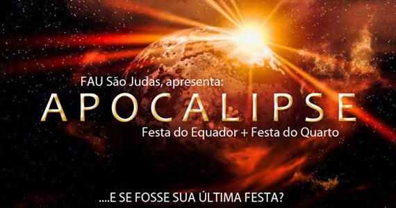 São Judas realiza festa Open Bar Apocalipse nesta sexta-feira Eventos BaresSP 570x300 imagem