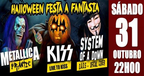 Aquarius Rock Bar realiza Noite de Halloween com Festa à fantasia no sábado Eventos BaresSP 570x300 imagem