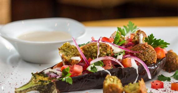 Arabia, localizado nos Jardins, participa da 13º edição do São Paulo Restaurante Week  Eventos BaresSP 570x300 imagem