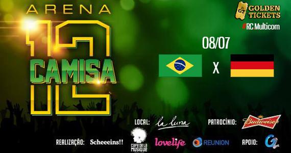 Arena Camisa 12 com o projeto Jetlag e Convidados no La Luna Club nesta terça Eventos BaresSP 570x300 imagem