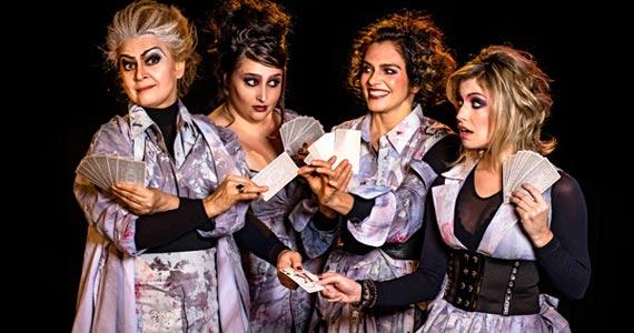 'As Damas de Paus' uma comédia musical em cartaz no Teatro Fernando Torres Eventos BaresSP 570x300 imagem