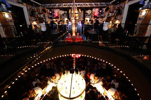 Festival de Música com DJ ao vivo no At Nine  Eventos BaresSP 570x300 imagem