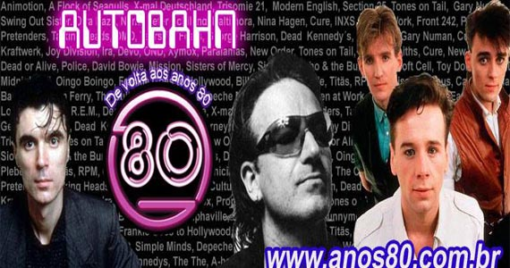 Autoban promove festa De Volta aos Anos 80 com os melhores hits que marcaram época Eventos BaresSP 570x300 imagem