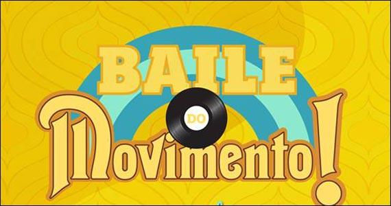 Clube Pinheiros recebe mais uma edição do Baile do Movimento Eventos BaresSP 570x300 imagem