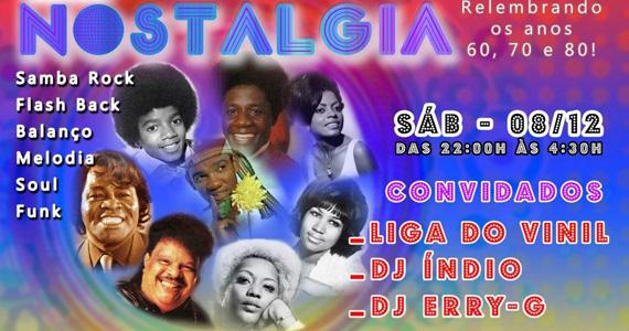 Ritmu's Dance realiza o Baile Nostalgia com flash back neste sábado Eventos BaresSP 570x300 imagem