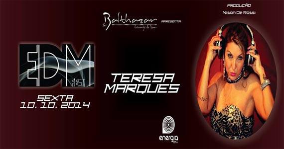 DJ Teresa Marques comanda as pick-ups desta sexta-feira no Sr. Balthazar Eventos BaresSP 570x300 imagem
