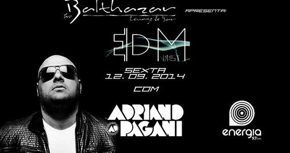 Sr. Balthazar Lounge & Bar embala a noite com Adriano Pagani Eventos BaresSP 570x300 imagem