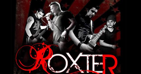 Apresentação da banda Roxter no palco do The K. Pub  Eventos BaresSP 570x300 imagem