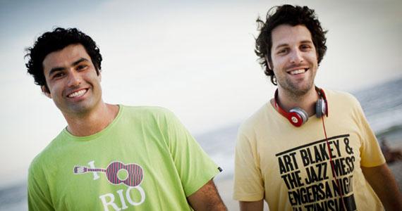 Grupo carioca Benditos recebe Leandro Sapucahy em sua roda de samba no Santa Aldeia Eventos BaresSP 570x300 imagem