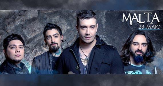 Show Malta no Espaço das Américas em São Paulo Eventos BaresSP 570x300 imagem