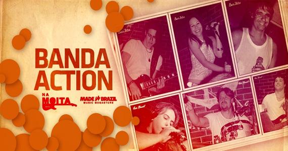 Na Mata Café apresenta os sucessos da banda Action nesta terça-feira Eventos BaresSP 570x300 imagem