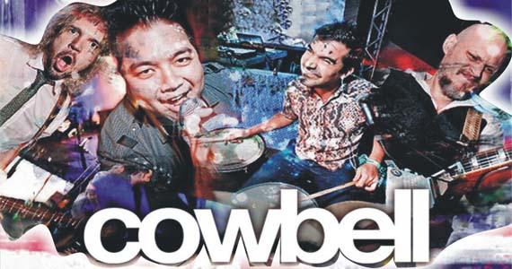 Banda paulista de pop/rock/eletrônico Cowbell se apresenta no Jet Lag Eventos BaresSP 570x300 imagem