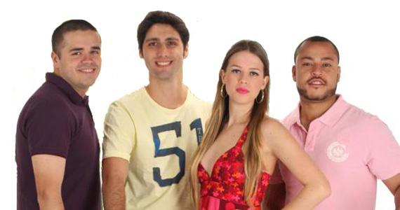 Banda de Quebrada se apresenta no Espaço Urucum na sexta-feira Eventos BaresSP 570x300 imagem