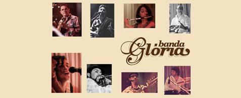 Apresentação da banda Glória no palco do Sesc São José dos Campos Eventos BaresSP 570x300 imagem