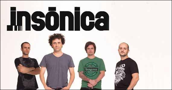 Banda Insônica agita o O Malley's com muita música Rock/Pop Eventos BaresSP 570x300 imagem