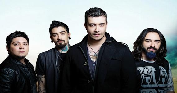 Banda Malta apresenta seus sucessos em show no Tom Brasil (HSBC Brasil) Eventos BaresSP 570x300 imagem