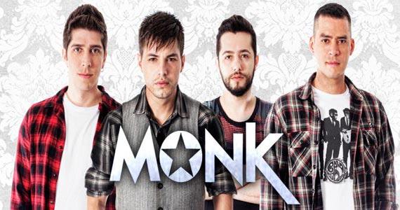 Banda Monk se apresenta no palco do Dublin Live Music Eventos BaresSP 570x300 imagem