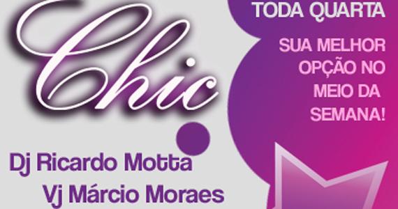 Festa CHIC! anima o meio da semana na Bubu com o DJ Ricardo Motta Eventos BaresSP 570x300 imagem