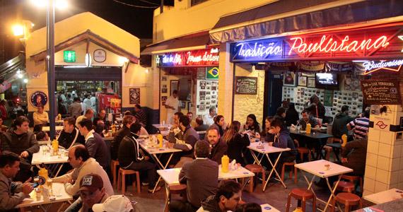 Happy hour no Bar do Luiz Fernandes