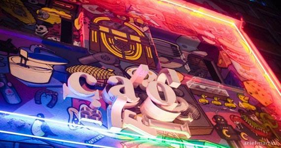 Descontraído e divertido happy hour com diversos drinks no Bar Caos da Augusta Eventos BaresSP 570x300 imagem