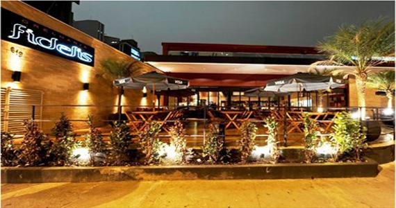 Terça-feira com música ambiente, pestiscos e bebidas no Bar Fidelis Eventos BaresSP 570x300 imagem
