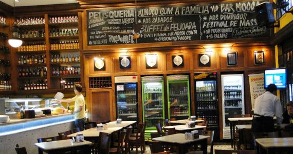 Bar Mooca transmite os jogos da rodada com petiscos e cerveja gelada nesta quarta-feira Eventos BaresSP 570x300 imagem