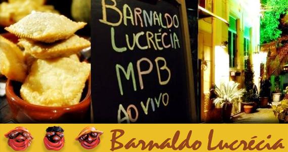 Barnaldo Lucrécia recebe shows de Eraldo Basso, Cris Torres e Convidados Eventos BaresSP 570x300 imagem
