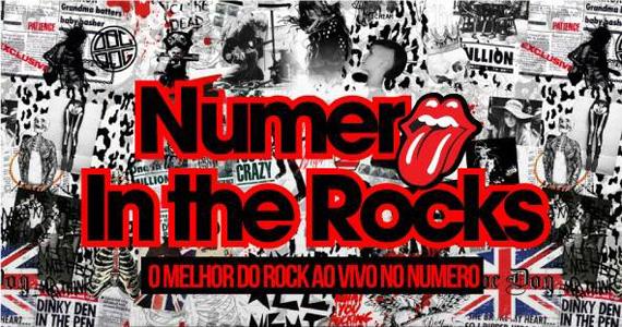 Bar Número recebe show de rock para animar a noite de terça-feira Eventos BaresSP 570x300 imagem