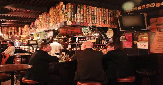 Bar Zur Alten Mühle oferece petiscos alemães para o happy hour de segunda-feira Eventos BaresSP 570x300 imagem