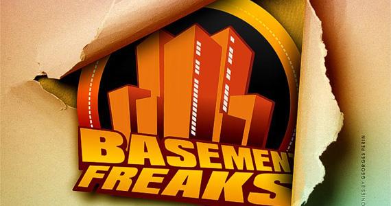 Sexta-feira tem festa Freak Chic com Basement Freaks na D-Edge Eventos BaresSP 570x300 imagem