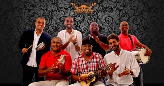 Grupo Batuque de Corda e Dayse do Banjo se apresentam no Traço de União Eventos BaresSP 570x300 imagem