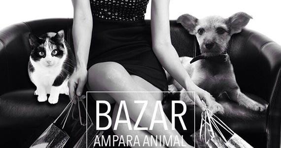 Bazar beneficiente Ampara Animal acontece no Alto da Harmonia da Vila Madalena Eventos BaresSP 570x300 imagem