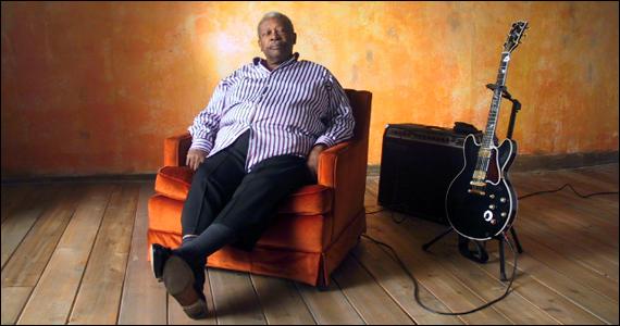 B.B King leva ao palco do Bourbon Street os sucessos de sua carreira Eventos BaresSP 570x300 imagem