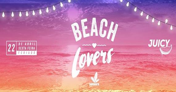 Festa Beach Lovers acontece no Banana's Beach com muito agito no litoral norte  Eventos BaresSP 570x300 imagem
