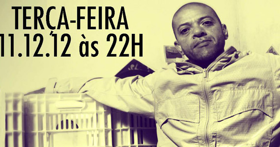 DJ Kl-Jay do Racionais MCs toca no Laje Club nesta terça-feira Eventos BaresSP 570x300 imagem
