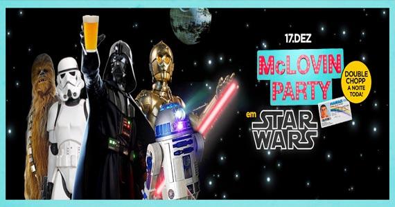 Festa Mc Lovin Party - edição Star Wars promove atrações no Beco 203 Eventos BaresSP 570x300 imagem