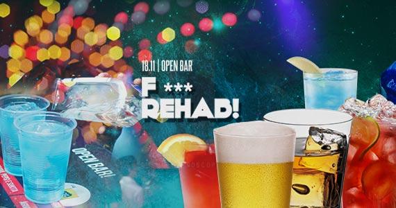 Fuck Rehab com DJs convidados e Open Bar no Beco 203 Eventos BaresSP 570x300 imagem