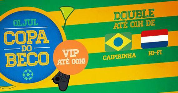 Copa do Beco com Double de Caipirinha e Hi-Fi nesta terça-feira Eventos BaresSP 570x300 imagem